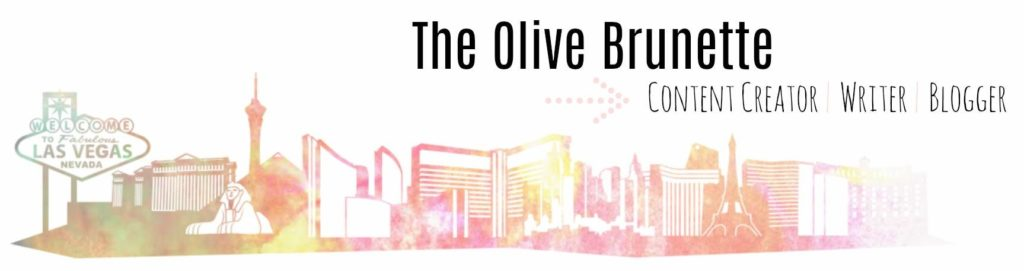 The Olive Brunette Logo