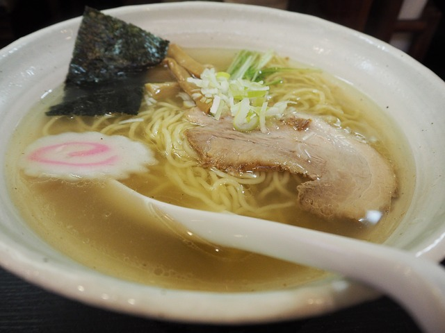 Monta Ramen on Spring Mountain