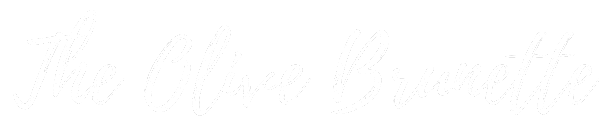 The Olive Brunette Logo