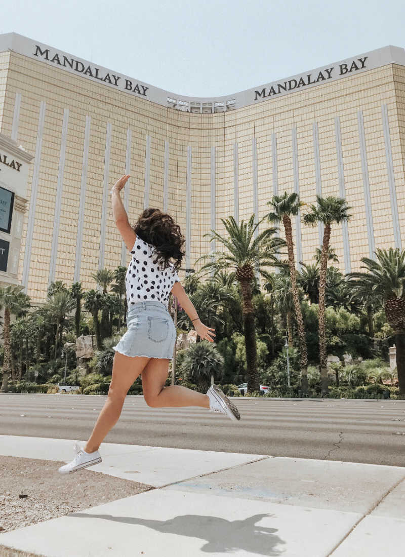 Why I fell in love with Las Vegas