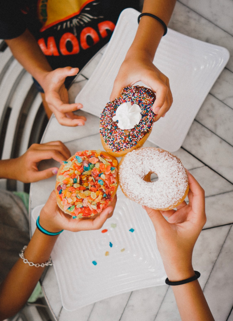 Best Donut Shops in Vegas