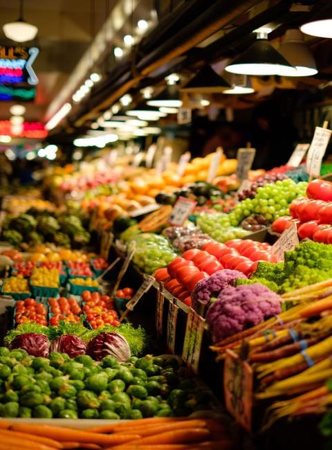 Farmers Markets in Vegas
