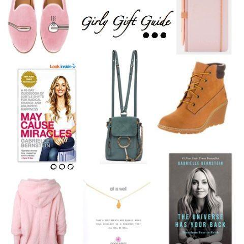 Girly Gift Guide