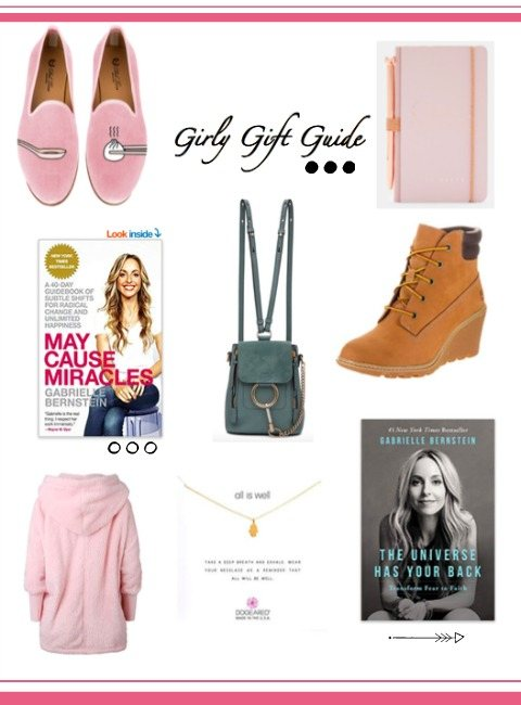 Girly Gift Guide