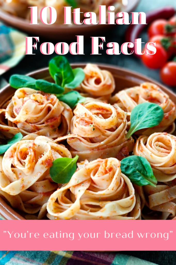 Italian Food Facts