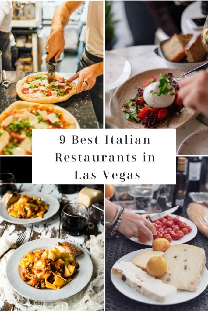Italian Restaurants Vegas