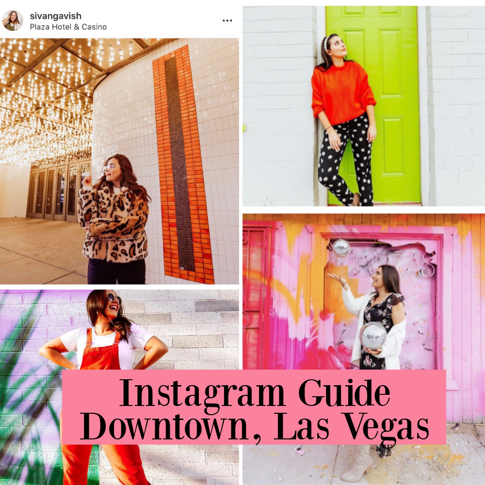 Instagram Guide Downtown Las Vegas